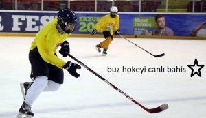 Buz hokeyi canlı bahis seçenekleri nelerdir? Buz hokeyi bahis kuralları ne?