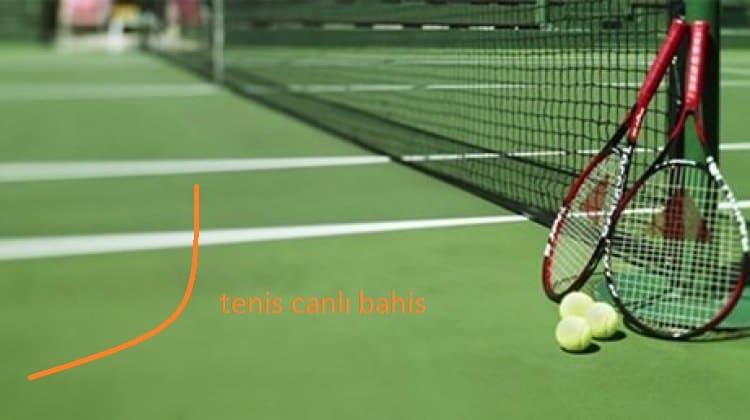 tenis canlı bahis siteleri